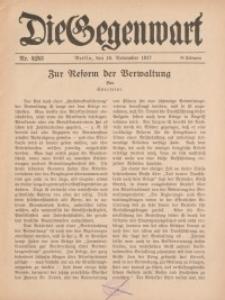 Die Gegenwart: Wochenschrift für Literatur, Kunst, Leben, 46. Jahrgang, 1917, H. 42/43