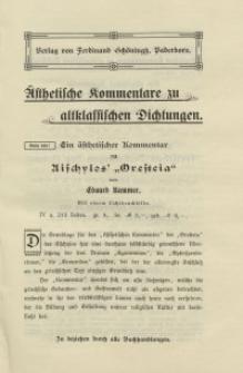 Verlag von Ferdinand Schöningh, Paderborn [ulotka]