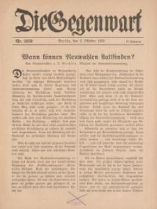 Die Gegenwart: Wochenschrift für Literatur, Kunst, Leben, 48. Jahrgang, 1919, H. 17/18