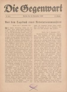 Die Gegenwart: Wochenschrift für Literatur, Kunst, Leben, 48. Jahrgang, 1919, H. 35/36