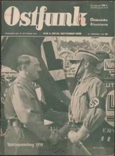 Ostfunk : Ostdeutsche illustrierte, Jg. 15., 1938, H. 36.