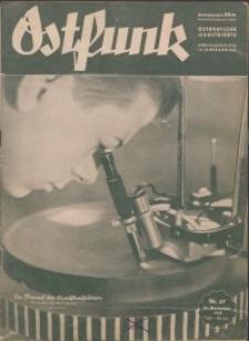 Ostfunk : Ostdeutsche illustrierte, Jg. 15., 1938, H. 47.