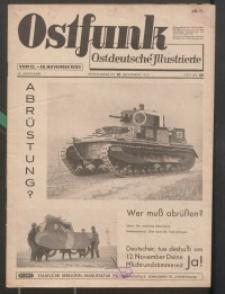 Ostfunk : Ostdeutsche illustrierte, Jg. 10., 1933, H. 46.