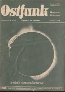 Ostfunk : Ostdeutsche illustrierte, Jg. 13., 1936, H. 25.