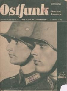Ostfunk : Ostdeutsche illustrierte, Jg. 14., 1937, H. 39.