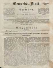 Gewerbe-Blatt für Sachsen. Jahrg. III, 15. Februar, nr 7.