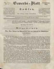 Gewerbe-Blatt für Sachsen. Jahrg. III, 22. Februar, nr 8.
