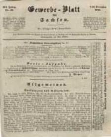 Gewerbe-Blatt für Sachsen. Jahrg. III, 13. Dezember, nr 50.