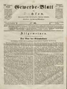 Gewerbe-Blatt für Sachsen. Jahrg. VIII, 7. Februar, nr 11.