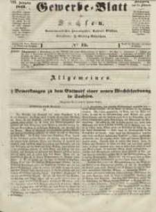 Gewerbe-Blatt für Sachsen. Jahrg. VIII, 14. Februar, nr 13.