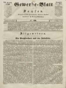 Gewerbe-Blatt für Sachsen. Jahrg. VIII, 7. März, nr 19.