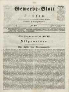 Gewerbe-Blatt für Sachsen. Jahrg. VIII, 26. Mai, nr 42.