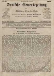 Deutsche Gewerbezeitung und Sächsisches Gewerbeblatt, Jahrg. XII, Dienstag, 23. Februar, nr 16.