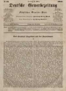 Deutsche Gewerbezeitung und Sächsisches Gewerbeblatt, Jahrg. XII, Freitag, 12. März, nr 21.