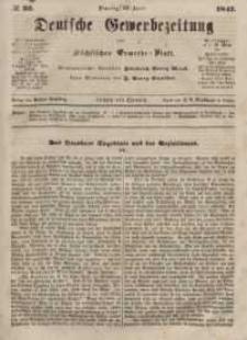 Deutsche Gewerbezeitung und Sächsisches Gewerbeblatt, Jahrg. XII, Dienstag, 20. April, nr 32.