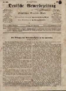 Deutsche Gewerbezeitung und Sächsisches Gewerbeblatt, Jahrg. XII, Freitag, 4. Juni, nr 45.
