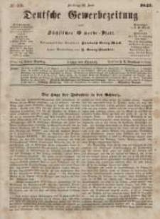 Deutsche Gewerbezeitung und Sächsisches Gewerbeblatt, Jahrg. XII, Freitag, 18. Juni, nr 49.