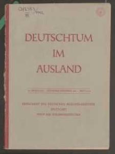 Deutschtum im Ausland, 25. Jahrgang, 1942, H. 11/12