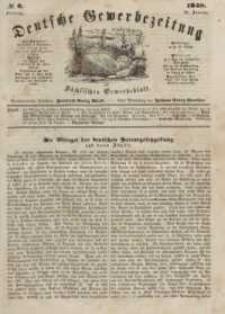 Deutsche Gewerbezeitung und Sächsisches Gewerbeblatt, Jahrg. XIII, Freitag, 21. Januar, nr 6.