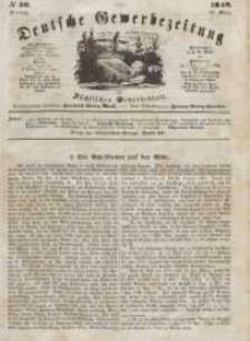 Deutsche Gewerbezeitung und Sächsisches Gewerbeblatt, Jahrg. XIII, Freitag, 31. März, nr 26.