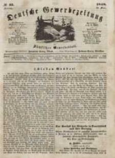 Deutsche Gewerbezeitung und Sächsisches Gewerbeblatt, Jahrg. XIII, Freitag, 26. Mai, nr 42.