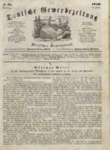 Deutsche Gewerbezeitung und Sächsisches Gewerbeblatt, Jahrg. XIII, Dienstag, 6. Juni, nr 45.