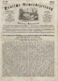 Deutsche Gewerbezeitung und Sächsisches Gewerbeblatt, Jahrg. XIII, Freitag, 16. Juni, nr 48.