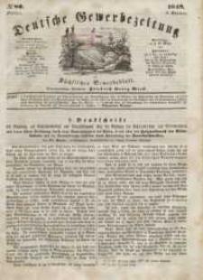 Deutsche Gewerbezeitung und Sächsisches Gewerbeblatt, Jahrg. XIII, Freitag, 6. Oktober, nr 80.