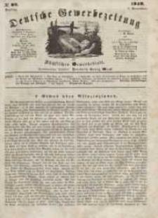 Deutsche Gewerbezeitung und Sächsisches Gewerbeblatt, Jahrg. XIII, Dienstag, 7. November, nr 89.