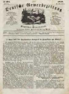Deutsche Gewerbezeitung und Sächsisches Gewerbeblatt, Jahrg. XIII, Freitag, 29. Dezember, nr 104.