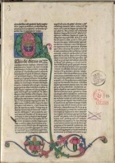 Expositio in Artem veterem Porphyrii et Aristotelis, sine textu