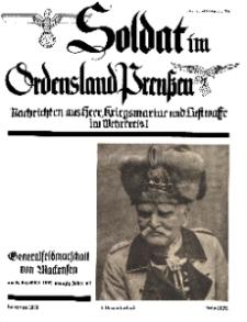 Der Soldat in Ostpreussen: Nachrichten aus heer, Kriegsmarine und Luftwaffe, Nr 12.