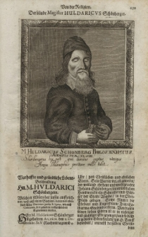 Huldaricus Schonberg