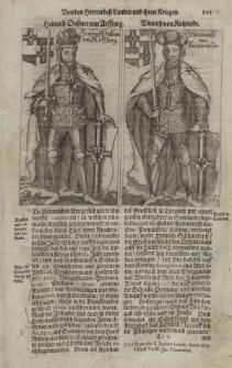 Winrich von Kniprode ; Heinrich Dusemer von Arfberg