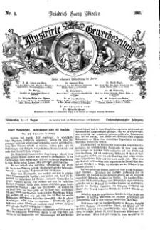 Illustrirte Gewerbezeitung, 1861. Jahrg. XXVI, nr 3.