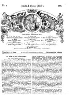 Illustrirte Gewerbezeitung, 1861. Jahrg. XXVI, nr 5.
