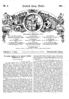 Illustrirte Gewerbezeitung, 1861. Jahrg. XXVI, nr 6.