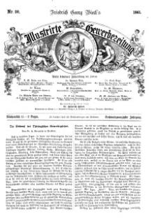 Illustrirte Gewerbezeitung, 1861. Jahrg. XXVI, nr 20.