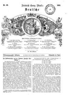 Deutsche Illustrirte Gewerbezeitung, 1862. Jahrg. XXVII, nr 48.