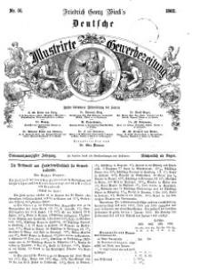 Deutsche Illustrirte Gewerbezeitung, 1862. Jahrg. XXVII, nr 51.