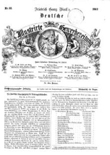 Deutsche Illustrirte Gewerbezeitung, 1862. Jahrg. XXVII, nr 52.