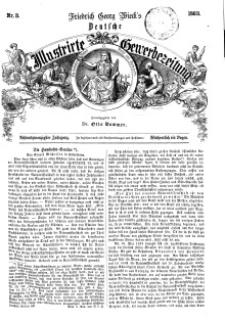 Deutsche Illustrirte Gewerbezeitung, 1863. Jahrg. XXVIII, nr 3.