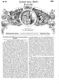 Deutsche Illustrirte Gewerbezeitung, 1863. Jahrg. XXVIII, nr 26.