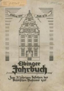 Elbinger Jahrbuch, 1936, H. 12/13