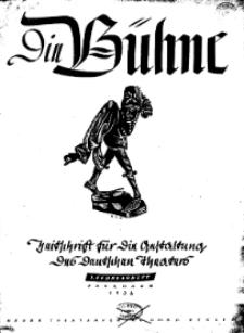Die Bühne. Jg. 2, 1936, H. 3