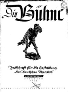 Die Bühne. Jg. 2, 1936, H. 4