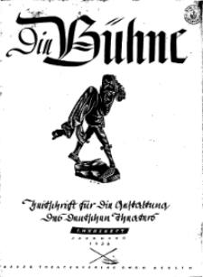 Die Bühne. Jg. 2, 1936, H. 5
