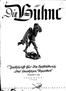 Die Bühne. Jg. 2, 1936, H. 13/14