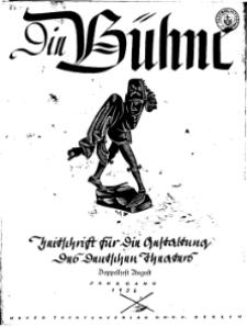 Die Bühne. Jg. 2, 1936, H. 15/16