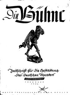 Die Bühne. Jg. 2, 1936, H. 18